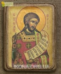 Ікона Святий Роман Сладкоспівець - №11