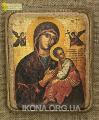 Ікона Богородиці Неустанної помочі 15 ст.- №12