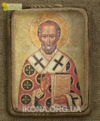 Ікона Святий Миколай Чудотворець - №10